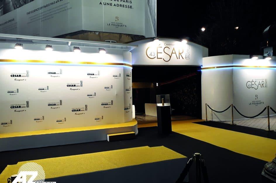 Eclairage exterieur César 2018