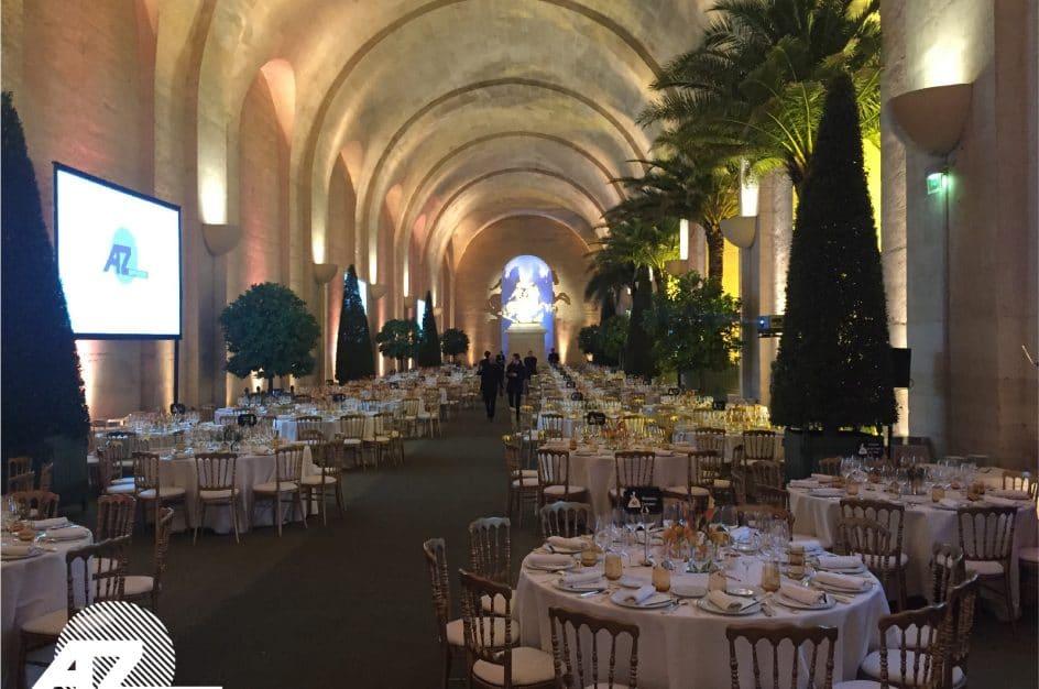 Soirée de Gala Versailles