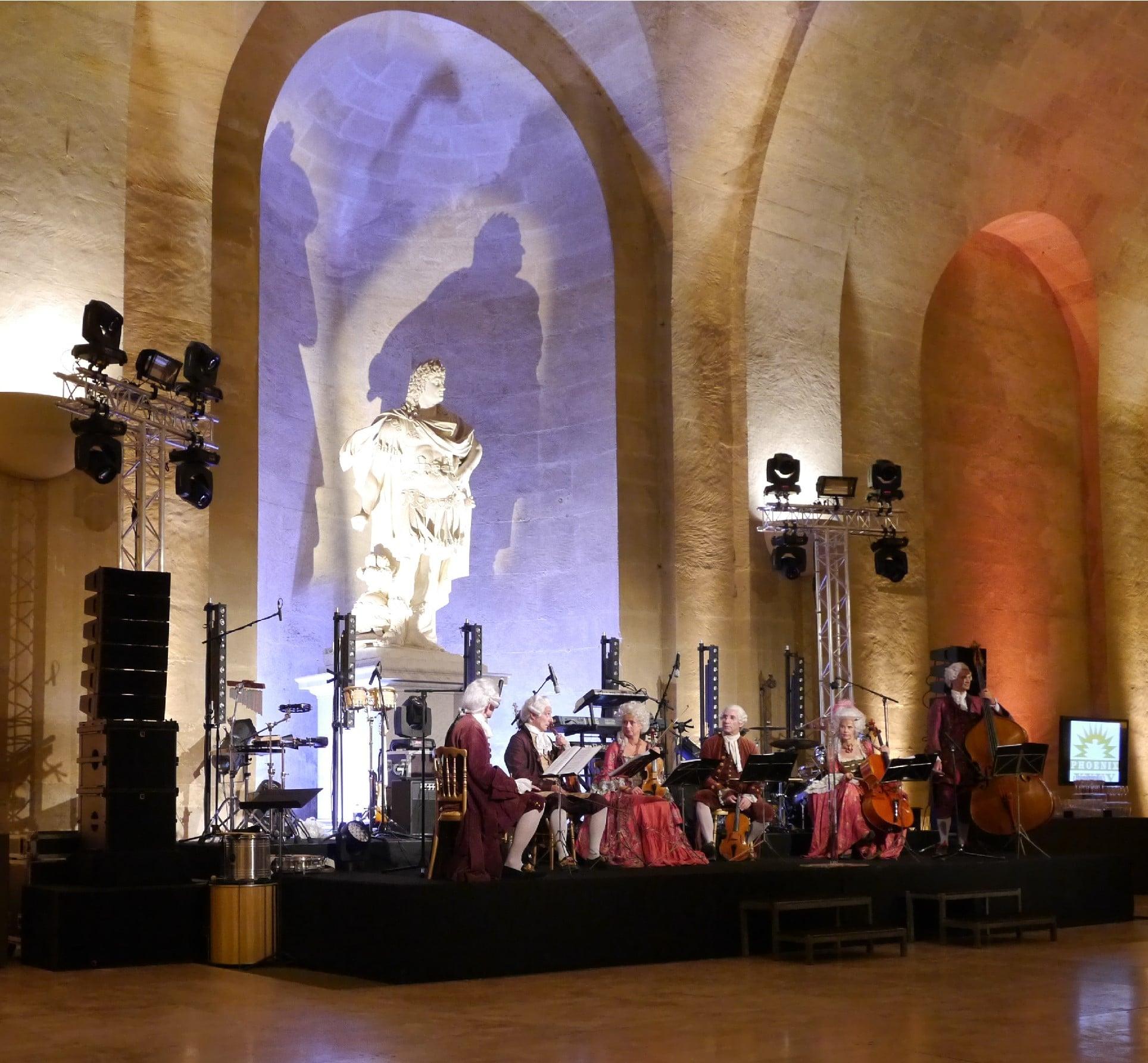 Audiovisuel Concert